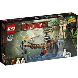 LEGO Ninjago 70608, Mästarfallen