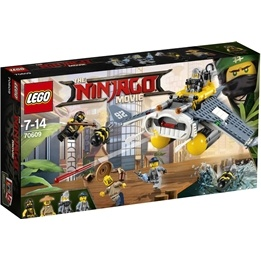 LEGO Ninjago Movie - Bombrocka 70609