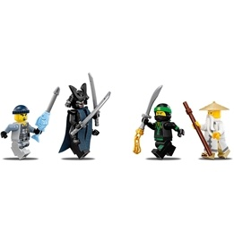LEGO Ninjago Movie - Gröna ninjans robotdrake 70612