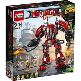 LEGO Ninjago Movie - Eldrobot 70615