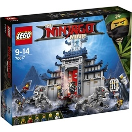 LEGO Ninjago Movie - Det ultimata vapnets tempel 70617