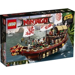 LEGO Ninjago Movie - Ödets gåva 70618
