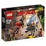 LEGO Ninjago 70629, Pirayans attack
