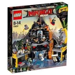 LEGO Ninjago Movie - Garmadons vulkanfästning 70631