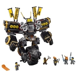 LEGO Ninjago Movie - Jordskredsrobot 70632