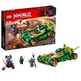 LEGO Ninjago - Lloyds nightcrawler 70641