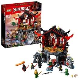 LEGO Ninjago - Uppståndelsens tempel 70643