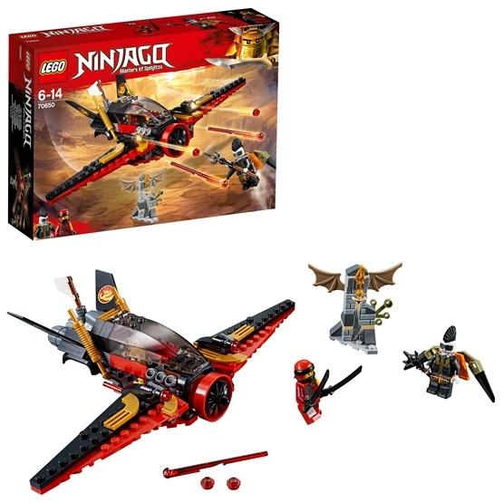 LEGO Ninjago 70650, Ödets vinge