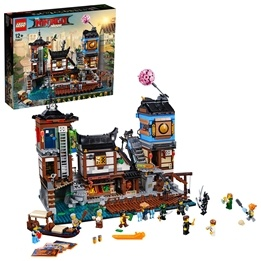 LEGO Ninjago - NINJAGO City hamnen 70657