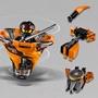 LEGO Ninjago 70662, Spinjitzu Cole