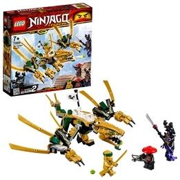 LEGO Ninjago 70666 - Den gyllene draken