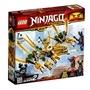 LEGO Ninjago 70666, Den gyllene draken