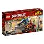 LEGO Ninjago 70667, Kais vassa motorcykel & Zanes snöskoter