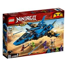 LEGO Ninjago 70668 - Jays jaktplan