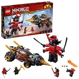 LEGO Ninjago 70669 - Coles jordborr