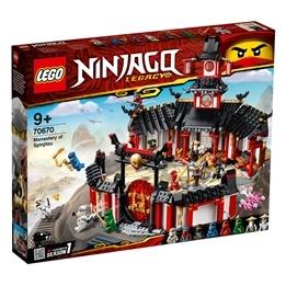 LEGO Ninjago 70670 - Spinjitzutempel