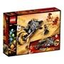 LEGO Ninjago 70672 - Coles crossmotorcykel