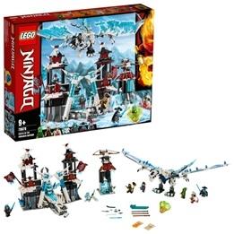 LEGO Ninjago 70678 - Den övergivne kejsarens slott