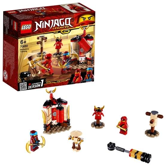 LEGO Ninjago 70680, Tempelträning