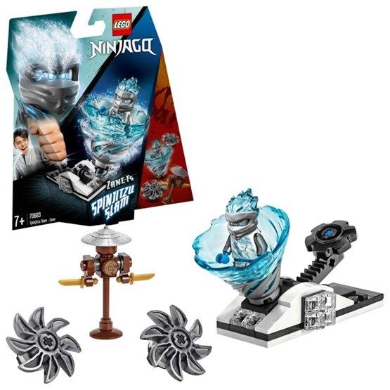 LEGO Ninjago 70683 - Spinjitzu Slam - Zane