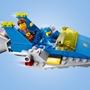 """LEGO The Movie 70821, Emmet och Bennys """"Bygg och fixa""""-verkstad!"""