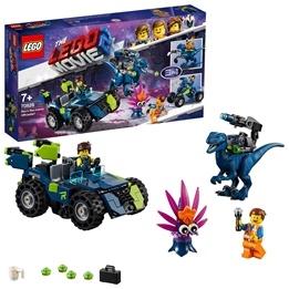 LEGO The Movie 70826 - Rex Rex-trema terrängbil!