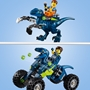 LEGO The Movie 70826, Rex Rex-trema terrängbil!