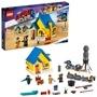 LEGO The Movie 70831, Emmets drömhus/räddningsraket!