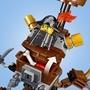 LEGO The Movie 70836, Metallskägget och Batman redo för strid