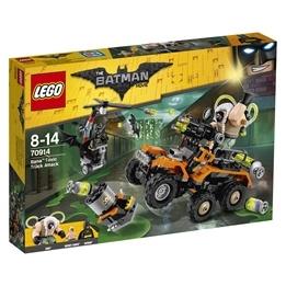 LEGO Batman Movie - Bane Attack med giftbilen 70914