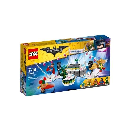 LEGO Batman Movie 70919, Justice League jubileumsfest