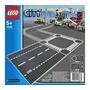 LEGO City 7280, Rak väg & korsning