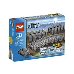 LEGO City 7499, Flexibla spår