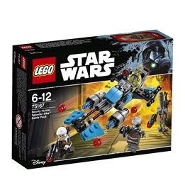 LEGO Star Wars - Bounty Hunter Speeder Bike Battle Pack 75167