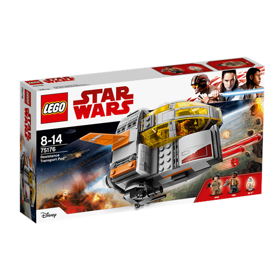 LEGO Star Wars 75176, Resistance Transport Pod