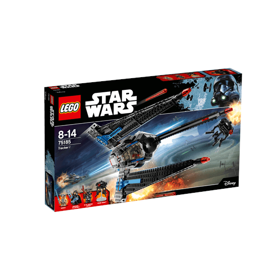 LEGO Star Wars 75185, Tracker I