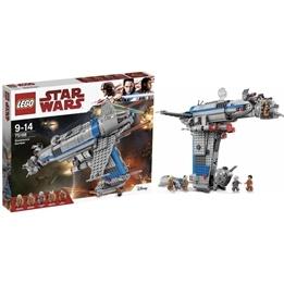 LEGO Star Wars 75188, Resistance Bomber