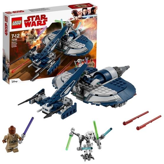 LEGO Star Wars 75199, General Grievous' Combat Speeder