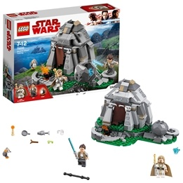 LEGO Star Wars - Ahch-To Island Training 75200