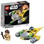LEGO Star Wars 75223, Naboo Starfighter Microfighter