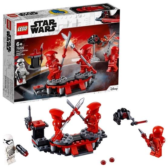 LEGO Star Wars 75225 - Elite Praetorian Guard Battle Pack