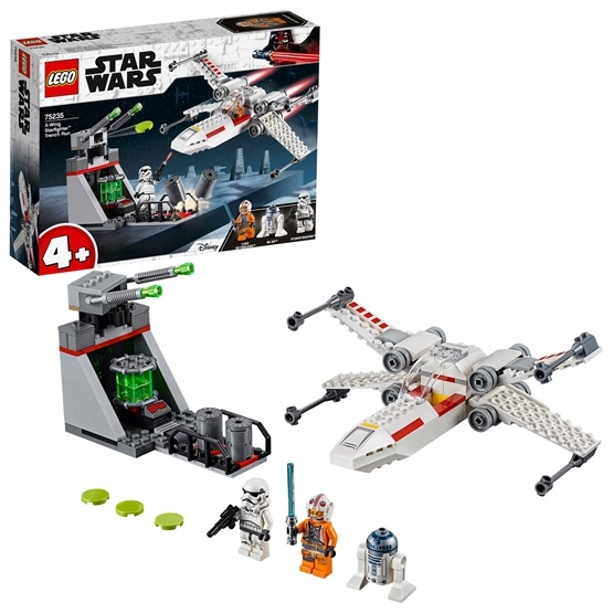 LEGO Star Wars 75235 - X-Wing Starfighter Trench Run