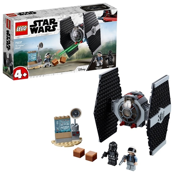 LEGO Star Wars 75237, TIE Fighter Attack