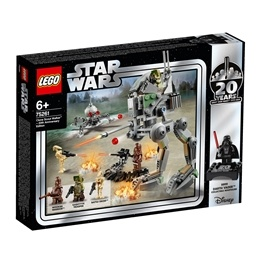 LEGO Star Wars 75261 - Clone Scout Walker - 20-årsjubileumsutgåva