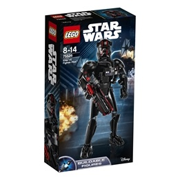LEGO Star Wars - Elite TIE Fighter Pilot 75526
