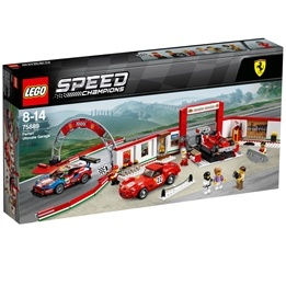 LEGO Speed Champions - Ferrari ultimate garage 75889