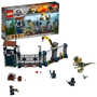 LEGO Jurassic World 75931, Dilophosaurus stationsattack