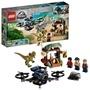 LEGO Jurassic World 75934 - Dilophosaurus på fri fot