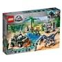 LEGO Jurassic World 75935 - Strid mot Baryonyx: Skattjakten