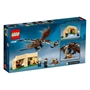 LEGO Harry Potter 75946 - Turneringen i magisk trekamp: ungersk taggsvans